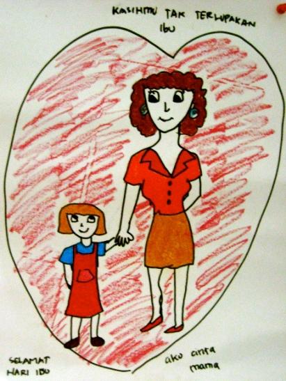 Olga and mom